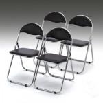 椅子:パイプいす 8脚